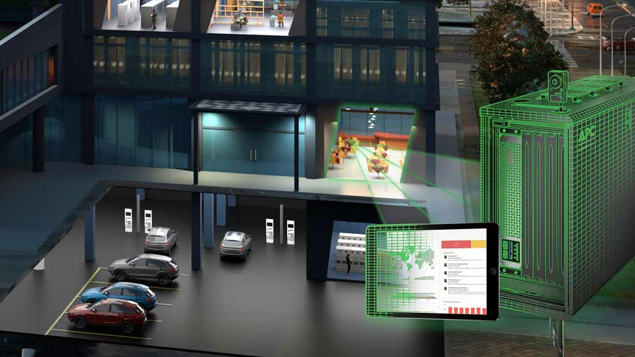 Introducing EcoStruxure Micro Data Center C-Series 6U Wall Mount